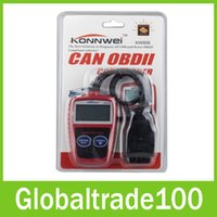 audi scan tool cable - Hot Selling KW806 CAN OBD2 OBDII Car Code Reader Diagnostic Scanner Auto Scan Tool