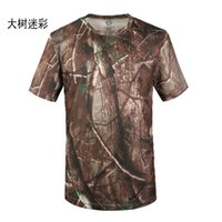 sublimation shirt - Cheap Adventure Moisture Wicking Dry Fit Camouflage Army Green Military Sport Wear Sublimation Printed Mens T shirt
