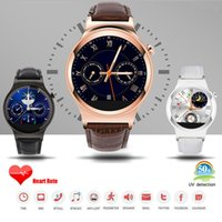 Wholesale New Top Configuration Watch S3 Bluetooth WristWatch Smartwatch For IOS Android black gold silver For S6 edge plus IOS Android