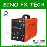 Wholesale Hotselling cutting speed CUT40 Inverter air plasma cutter welding machinery