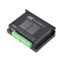 Wholesale 1x New CNC Single TB6600 A Two Phase Hybrid Stepper Motor Driver Controller driver cnc Newest