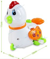 baby chick toy - Baby amp Children s wind up Toys cm Happy musical chick on the chain of small animals Wind Up Toys withput