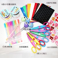 Wholesale DIY baby lovers photo album essential accessories sets freeshipping