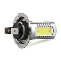 auto lampe - Good deal x H7 COB LED Auto Lampe Lumiere de Voiture Clignotants Feux de Stationnement Blanc W DC V LM