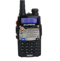 Wholesale New W Baofeng UV R Portable Radio WalkieTalkie CH UHF VHF Ham cb Two Way Radio Communicator Intercom Transceiver A0888A