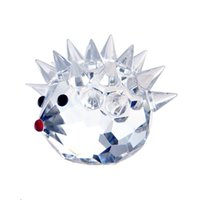 best hedgehog - Clear inch Crystal Hedgehog Best Gift Paperweight Christmas Gifts Souvenir Collection Home Decoration