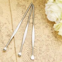 Wholesale Stainless Steel Ear Pick Wax Curette Remover Cleaner Care Tool Earpick