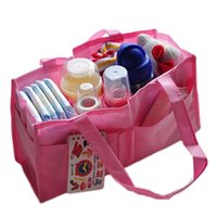 Wholesale New Arrival Multifunction Portable Mummy Liner Handbag Storage Box Color Random BG Random