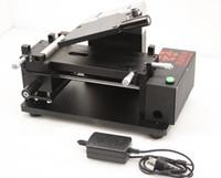 Wholesale Built in Vacuum Pump OCA Polarized Film Laminating Machine Repair Broken Touch Screen Universal Usage DHL Free OTH164