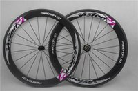 Wholesale Vision carbon road bike wheelset mm carbon raciang bike wheelset carbon bike wheels