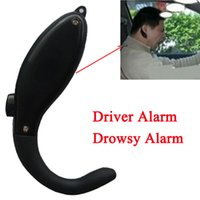 Wholesale Universal Driver Alarm Vibrate Alert Anti Sleep Anti Drowsy Alarm for Drivers Security Guards New Arrival order lt no track
