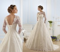Wholesale Modest Wedding Dresses 36