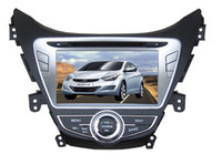 al por mayor elantra dvd-2017 nuevo reproductor de DVD que viene del CARRO del androide 4.4 para Hyundai Elantra 2012 2013 con 3G + WIFI + DVR + Espejo Link + RDS + Bluetooth + MAP + REVERSE CAMERA + 1080P