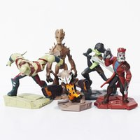 Cheap Finished Goods model toys Best Props Guardians of the Galaxy figure model