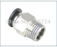 Wholesale PC tube size mm thread pneumatic air tubing connections