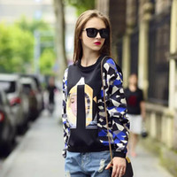 Wholesale new arrivals euro women fashion round collar long sleeve flowers print jacket coat lady casual loose jackets coat