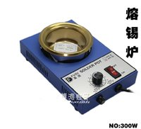Wholesale 300W solder pot tin melting furnace thermoregulation stainless steel mm centigrade