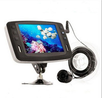 Wholesale Fishing equipment inch screen with m cable fish finder ic fishing finder fishing camera