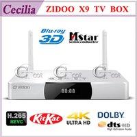 Cheap ZIDOO X9 Best H.265 3D Blue ray