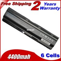 Gratuit Portable Batterie Frais de transport Pour HP Compaq 586006-321 586006-361 586028-341 588178-141 GSTNN-Q62C HSTNN-CB0W HSTNN-F01C HSTNN-F02C HSTNN-I7