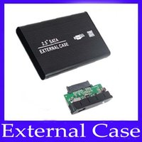 Wholesale 2 SATA External case HDD Enclosure MOQ