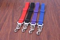 Wholesale Lowest price New hot Adjustable Pet Seat belt Safety Belt Seatbelt Pet for Cat Dog in car arz5