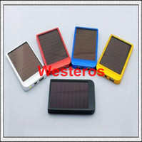3V best solar battery charger - Best quality USB Solar Battery Panel Charger mAh