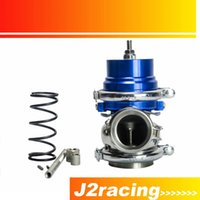 Wholesale J2 RACING STORE BLUE mm Adjustable series Wastegate mm with Spring PQY5801B Turbo wastegate mm high quality