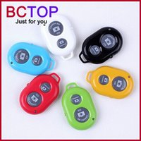 Wholesale Bluetooth Remote Smart phones Remote Camera Control Wireless Bluetooth Self timer Shutter