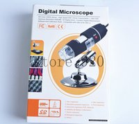 Wholesale Practical New MP USB LED Digital Microscope Endoscope Magnifier X Camera