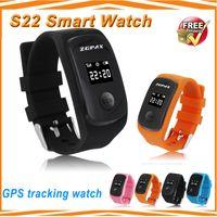 gps kids tracker watch - GPS GSM GPRS Tracker Watch Double Locate Remote Monitor SOS Smart Watch Phone for Children kids