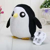 3-4 Years animal adventure plush - 10pcs quot cm Adventure Time Penguin Plush Toys Soft Stuffed Animal Dolls Baby Toys Classic Toys Hot Sale