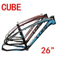Wholesale GIANT Brand Bike Frames Full Suspension Mountain Bike Frames Good Quality CUBE Bike Frames on Sale A2