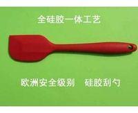 Wholesale European integration CASA silicone spatula scraper silicone baking cake cream spatula stirring tool