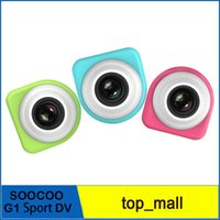 action speaker - Soocoo G1 Mini Action Sports Camera Degree Wide Angles P H Build in Speaker Mic Wifi HD Car Dvrs