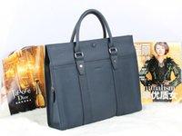 b dresses handbag - High quality genuine leather handbag briefcase B bag computer bag