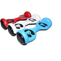 Wholesale Min Self Balancing Electric Scooters Two Wheel FOR Kids Scooter Christmas gift for Children Carry Full set of protective tools