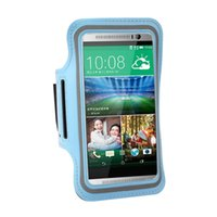 Wholesale Hot Sale For HTC ONE M7 M8 Running Sports Gym Armband Case Cover Pouch Holder