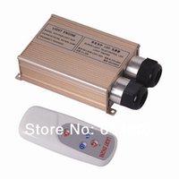 aluminium engine - W LED Optical Fiber Light Engine AC110V V RGB with remote controller Material Aluminium