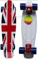 Cheap PC、PP、PU、 Penny skateboard Best 22'' New Fresh PP Materia Penny board