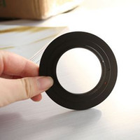 Wholesale New For Canon EOS EF Mount Adapter Ring D D D D D Rebel XSi T1i Camera mm Lens