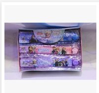 folding ruler - 2014 new Back to school Frozen Anna Elsa Cute cartoon ruler cm folding ruler students gift frozenC1542