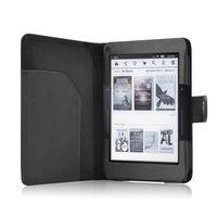 Wholesale 50pcs Lichi PU Leather Case For Amazon Kindle Voyage Tablet PC Case Free DHL