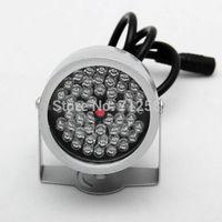 Wholesale 1pcs Infrared Night LED illuminator Light CCTV IR Vision For Surveillance Camera New