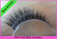 Wholesale Maike MH2311 k018 real siberian mink fur false eyelash mink lashes thick fake eyelashes