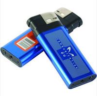 Wholesale Hidden HD Lighter Cameras DC5V Spy Hidden Mini DVR Digital Video Supported GB Card Mini Pin USB Interface for Sale