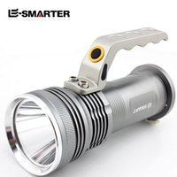 Wholesale Portable searchlight flashlight Cree XPG R5 rechargeable LED long range waterproof