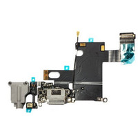 Wholesale For iPhone Charging Port black For iPhone Power dock connector black For iPhone audio jack flex cable High quality