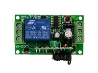 Wholesale 10pcs channel wireless receiver controller DC02A