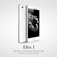 mobile phone touch screen - LEAGOO Elite quot G Smartphone Android Octa Core Mobile Cell Phone GB GB MTK6753 MP Touch ID